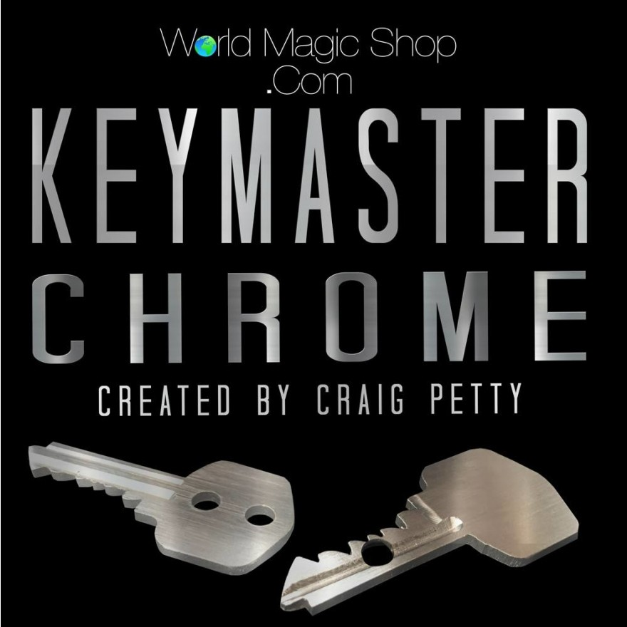 Keymaster Chrome von Craig Petty