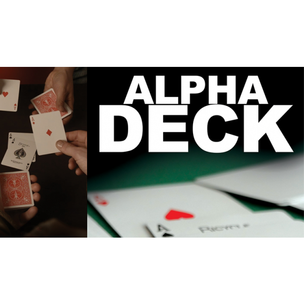 Alpha Deck von Richard Sanders