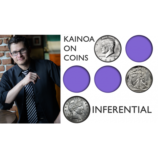 Kainoa on Coins: Inferential von Kainoa Harbottle