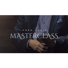 Card Magic Masterclass von Roberto Giobbi (5 DVD Set)