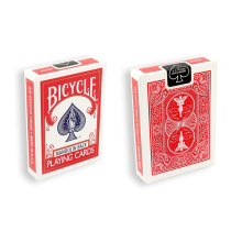 Bicycle Spielkarten 809 Mandolin - rot