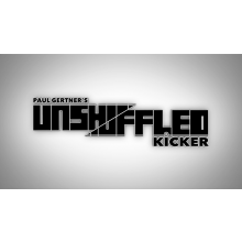 Unshuffled Kicker von Paul Gertner